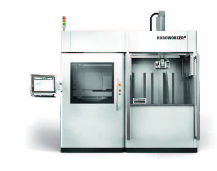 RIS automatic inspection machine for index insert