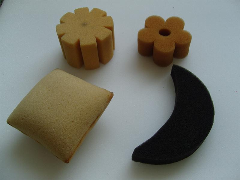 各式成型玩具海绵