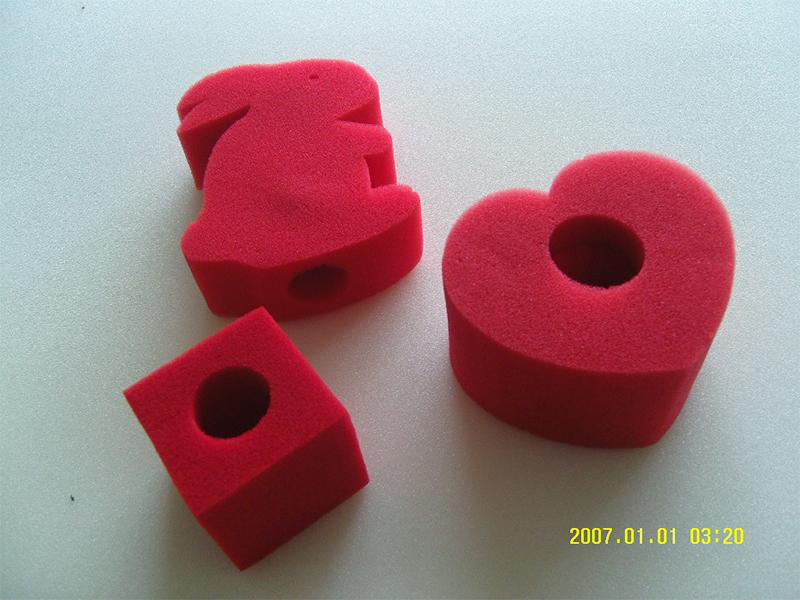 玩具海绵(Toys Foam)