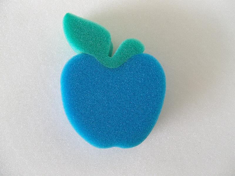 玩具海绵苹果