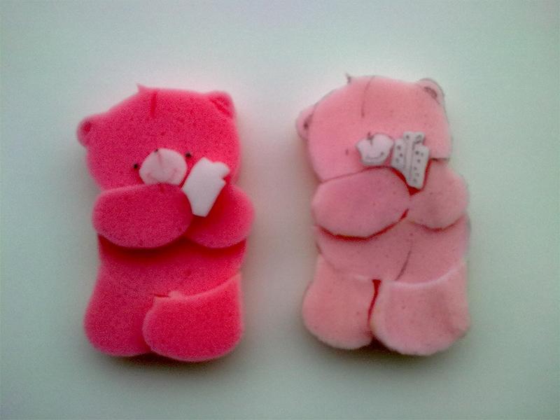 玩具海绵熊
