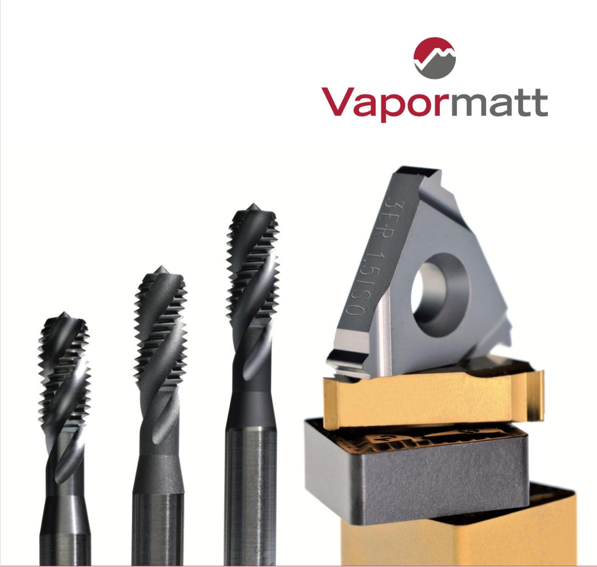 Vapormatt处理工艺改善硬质合金工具的应用 刀片,滚刀,带型锯片,铰刀等