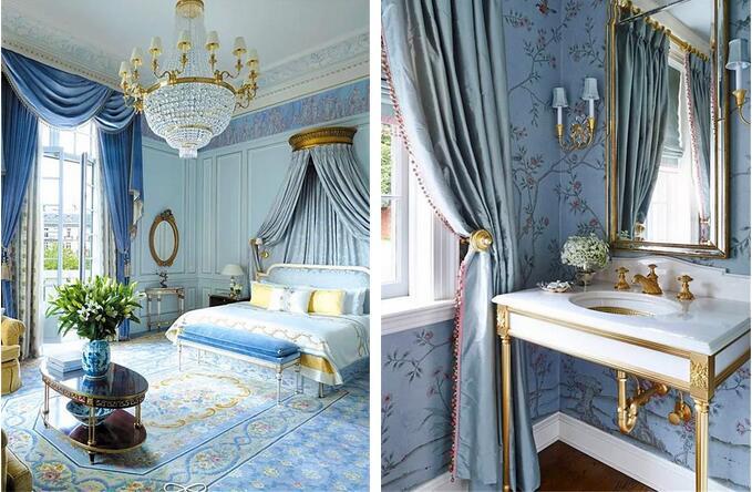 欧式风格的色彩搭配—青海梵筑装饰工程有限公司