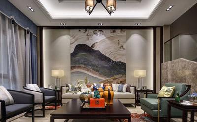 中式风格的色彩搭配—青海梵筑装饰工程有限公司