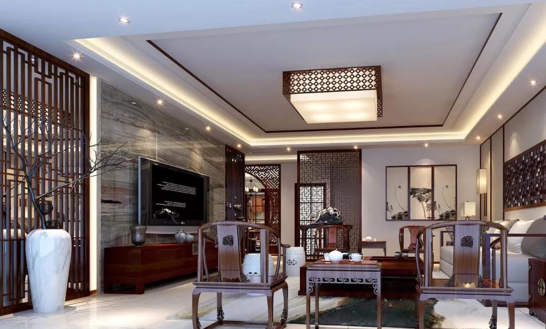 中式风格特点你知道多少—青海梵筑装饰工程有限公司