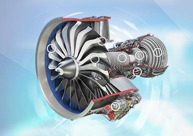 燃机及航空发动机部件设备导览
