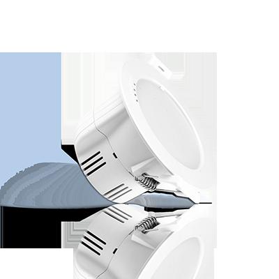 0641A-3寸應急筒燈