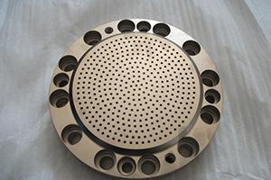 水环切粒模板应用
