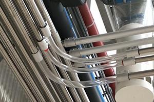 玻璃管输送管道应用