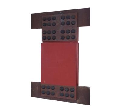 黏弹性消能器(墙)