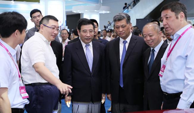 智能制造 建顾科技亮相第十六届中国国际中小企业博览会