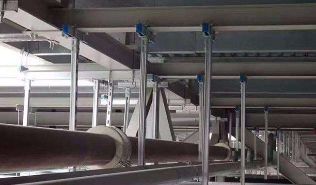 抗震支架在安装中需要注意哪些问题