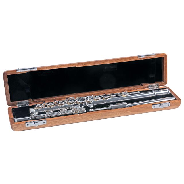 长笛槐木盒