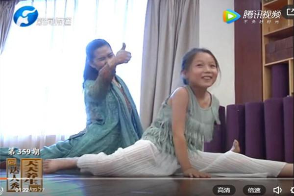 河南电视台专访安宁老师