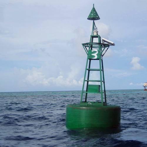 内陆湖检测浮漂环保材质