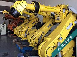 發那科機器人維修
