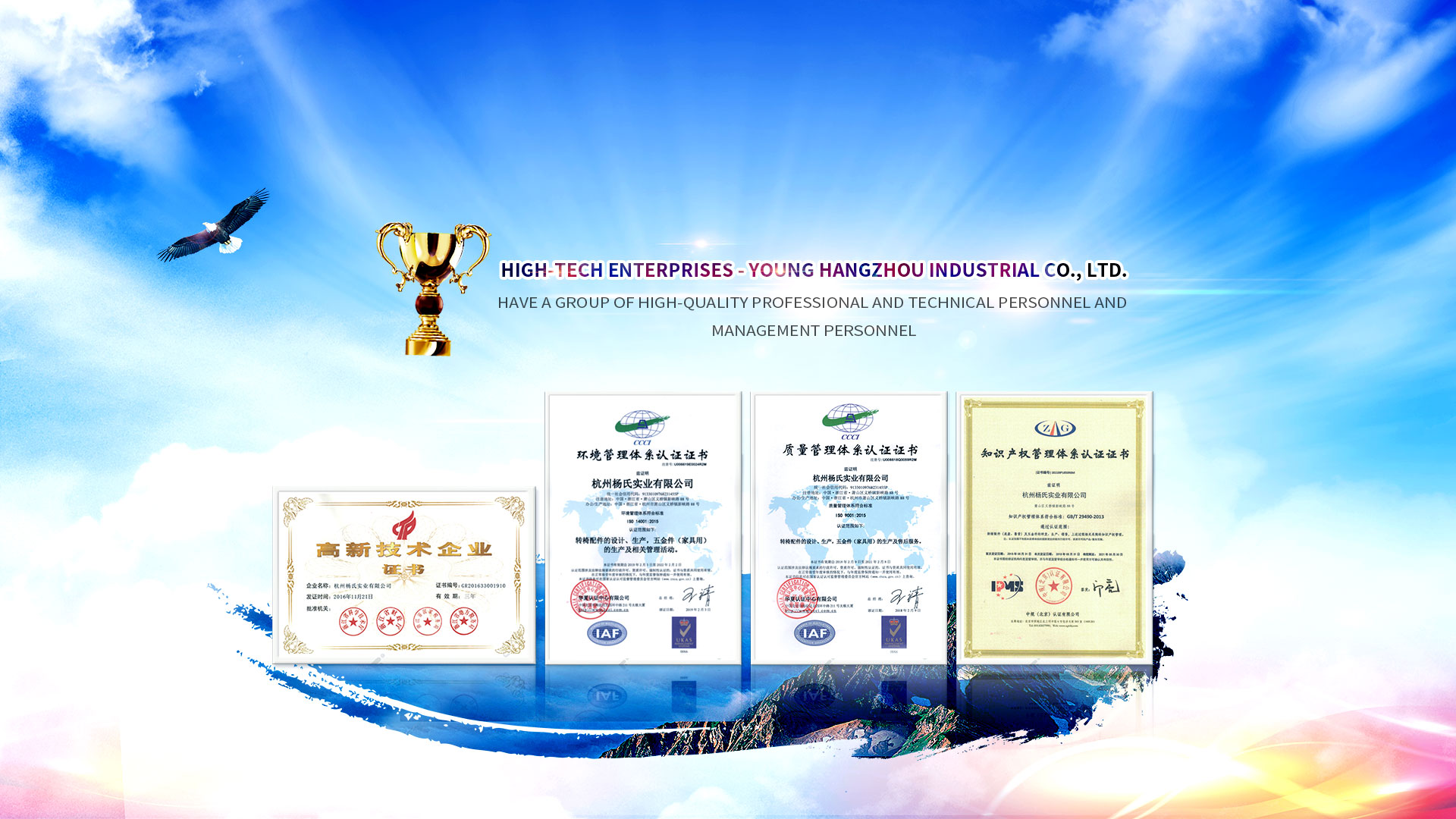 Young Hangzhou Industrial Co., Ltd.