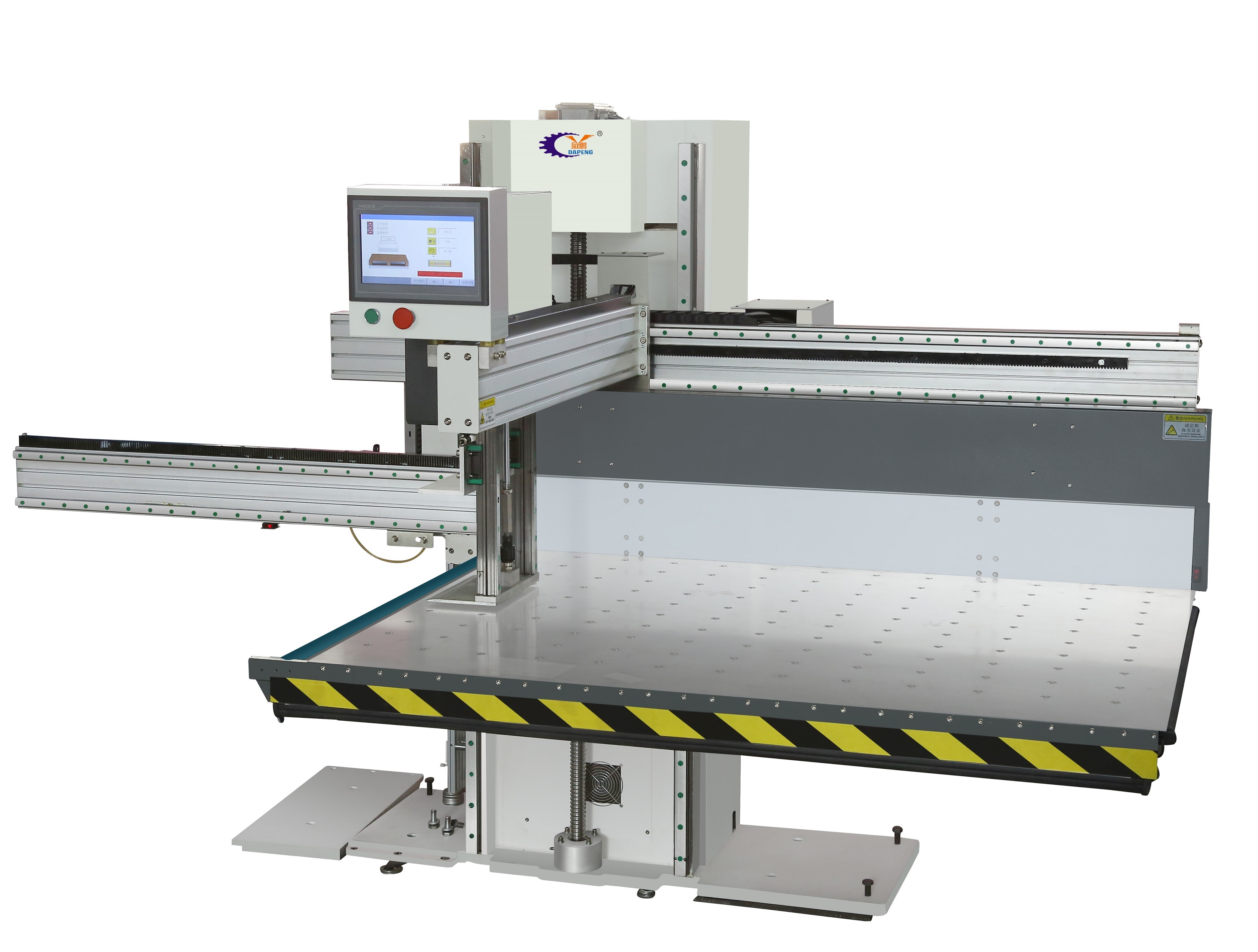 Automatic Paper loader machine