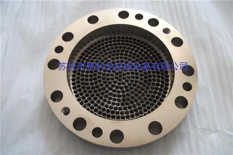 水环切粒模板