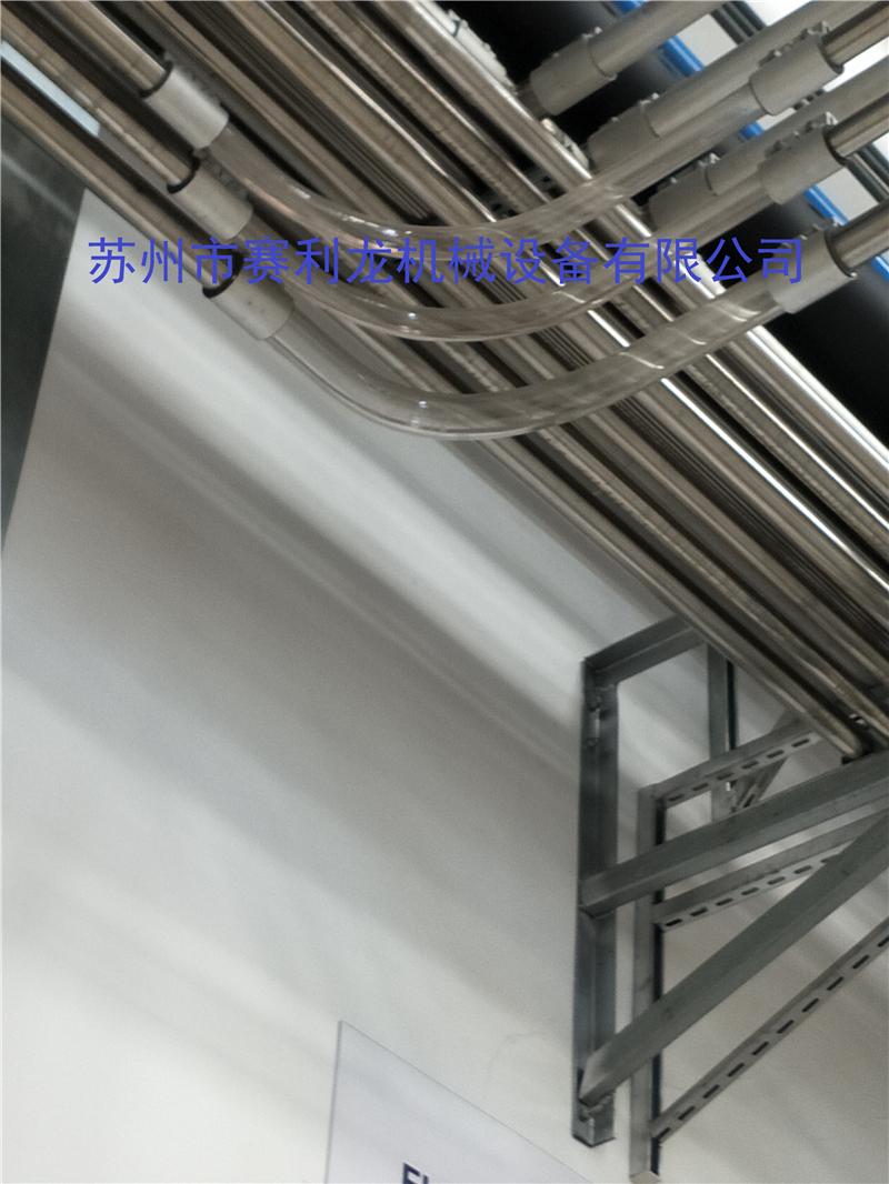 玻璃管输送管道
