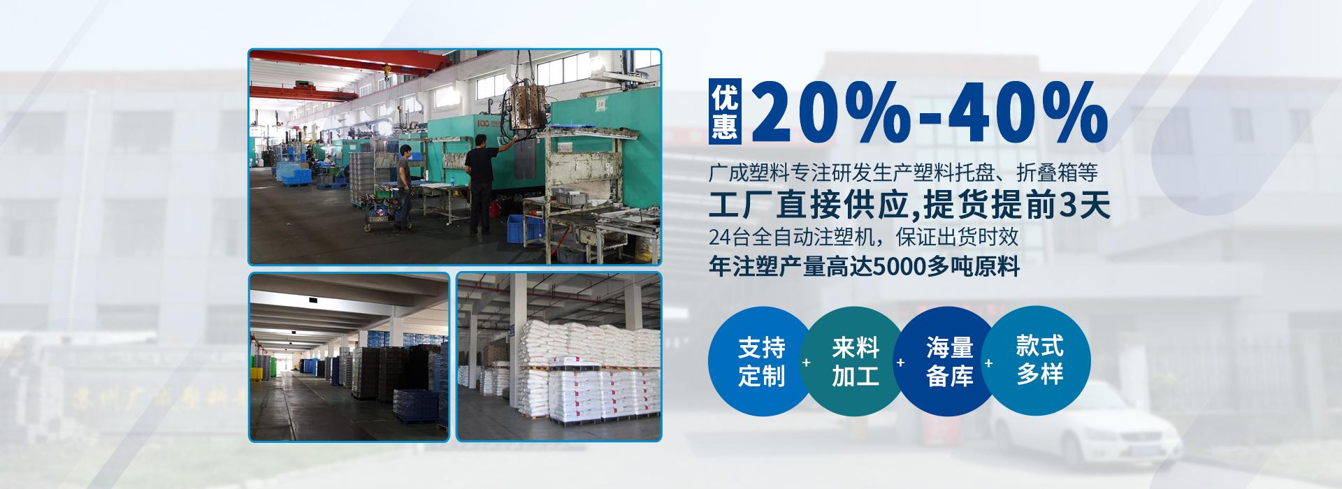 广成工厂实力展示图