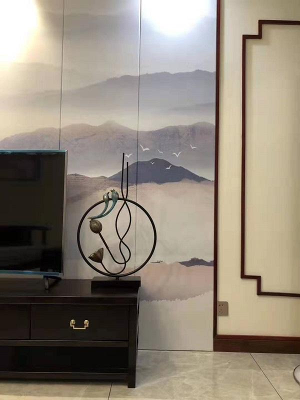 中式風格實景案例