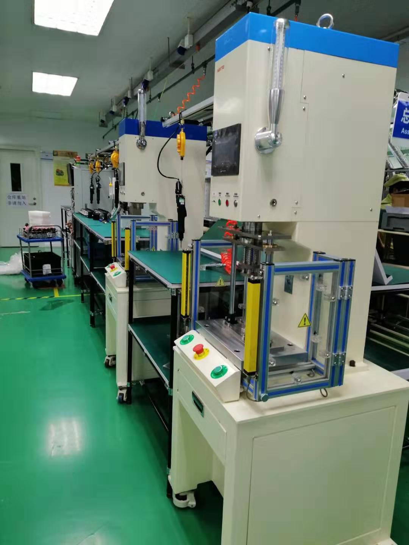 上海电机公司再次采购电机主轴伺服压力机