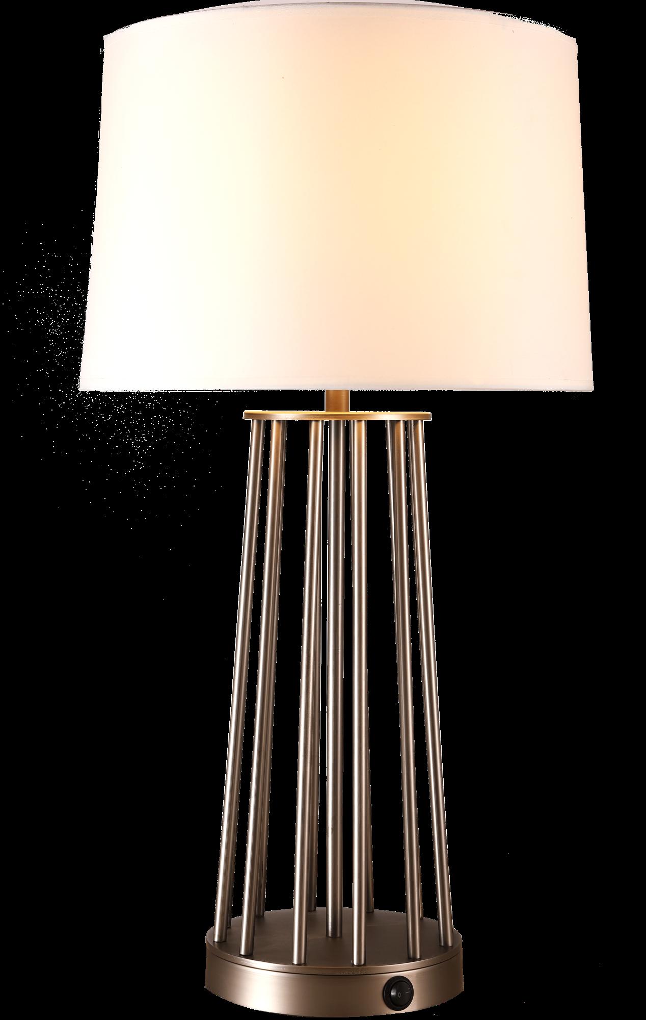 简约卧室台灯