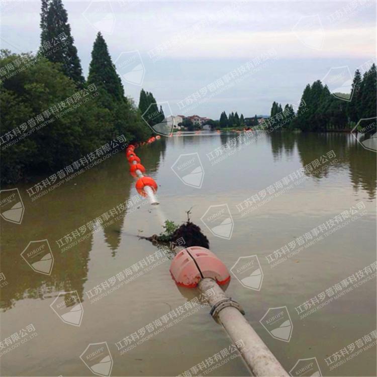 疏浚管道浮体