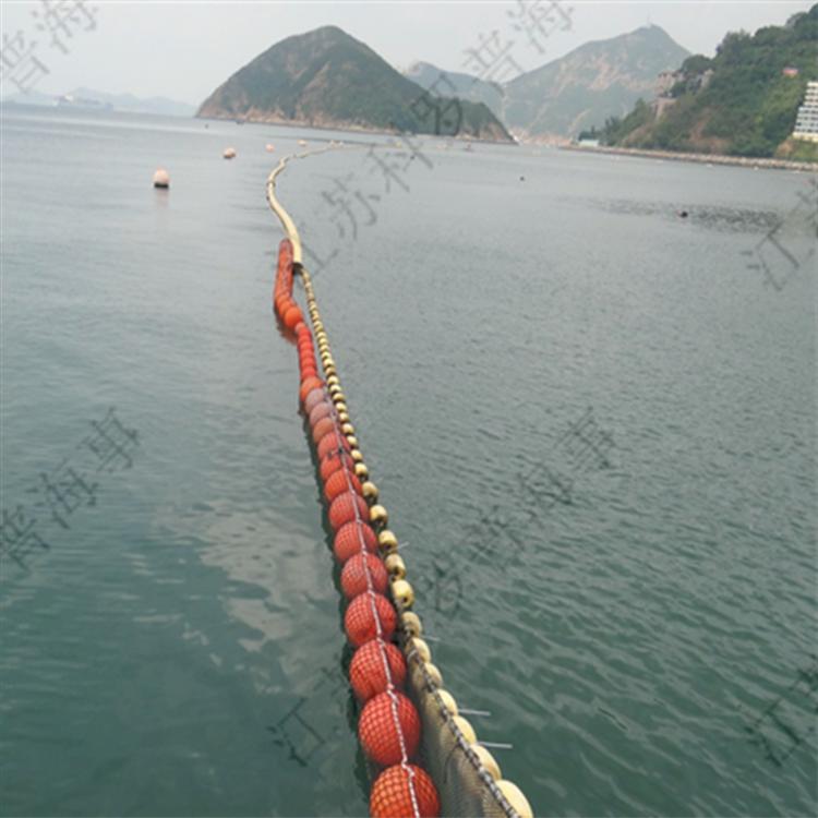 港口建设浮球