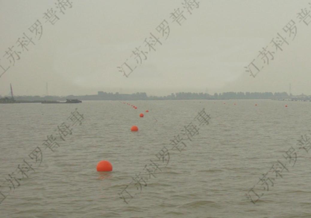 禁航围栏浮球