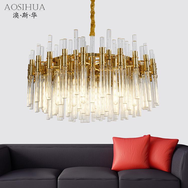 ASA-10186家居led水晶灯