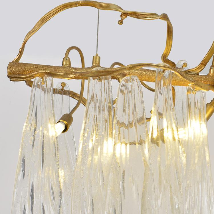 ASA-13086简约磨砂玻璃吊灯