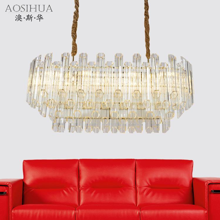 ASA-17318轻奢水晶灯