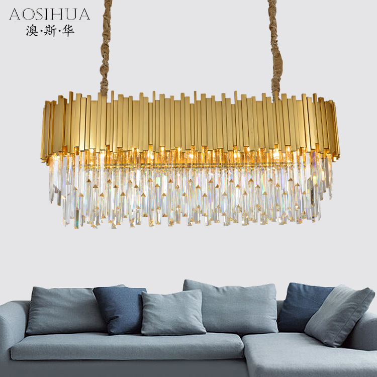 ASA-10288新中式玻璃吊灯