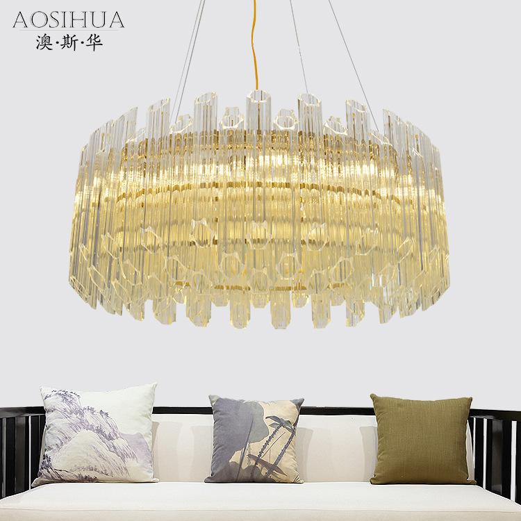 ASA-17318不锈钢餐厅吸顶灯