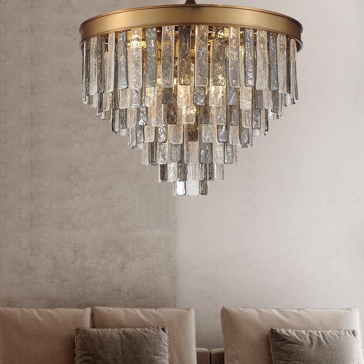 酒店水晶灯定制里的水晶灯质量不好怎么办