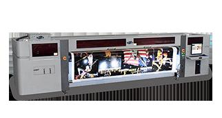 YD-H3200KJ UV卷平一体机