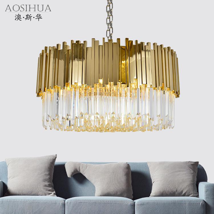 ASA-10288 非标轻奢水晶灯
