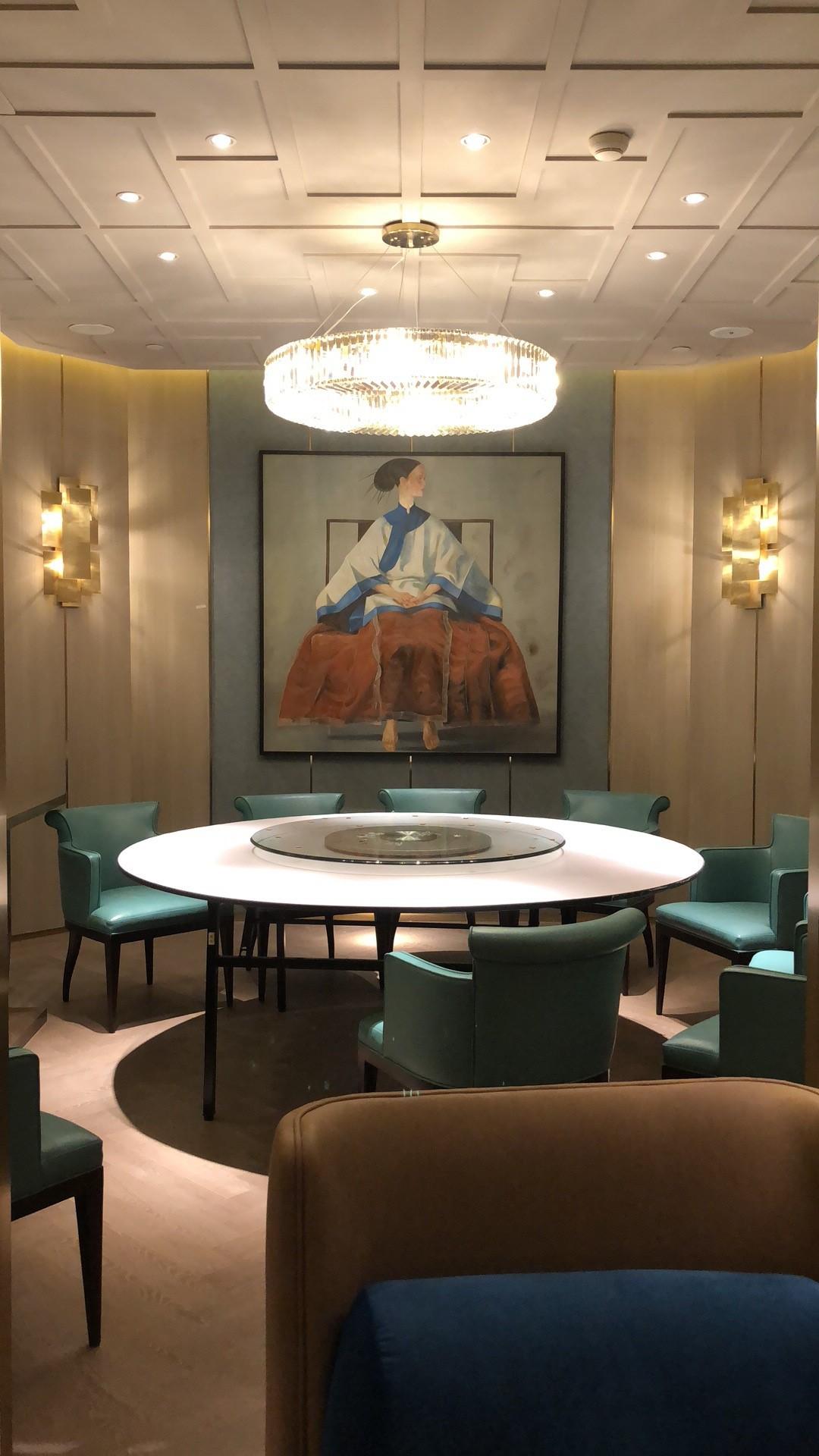 上海静安昆仑大酒店灯饰安装工程
