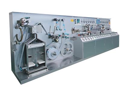 ABL,PBL包裝塑料軟管拉管機