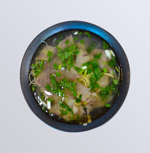 淮南牛肉汤的起源