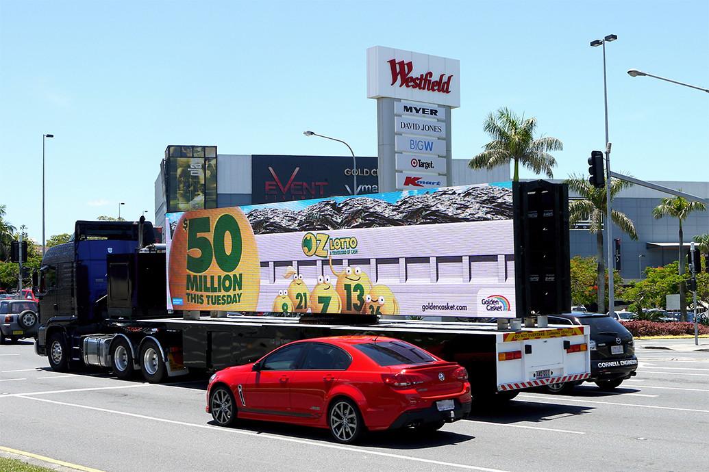 目前LED广告车在市场上有什么特点?
