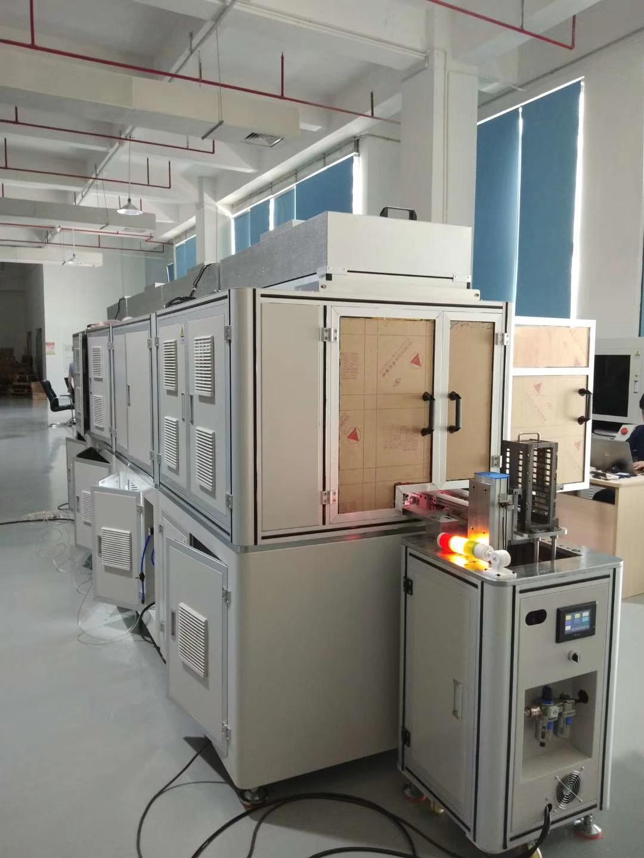 精密医疗电子器xie激光焊锡机