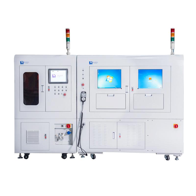 fpc/PCB电路板自动上下料激光锡焊机