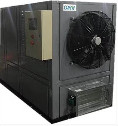 智能热泵烘干机组