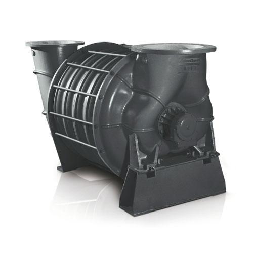 阿特拉斯ZM无油多级离心式鼓风机和排气机