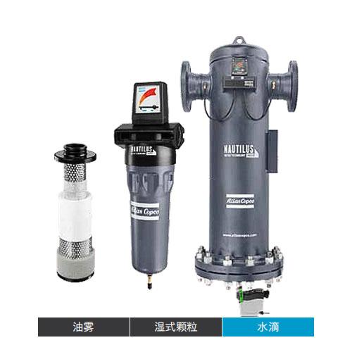 阿特拉斯压缩空气过滤器UD+系列