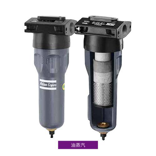 阿特拉斯压缩空气过滤器QD(+)系列