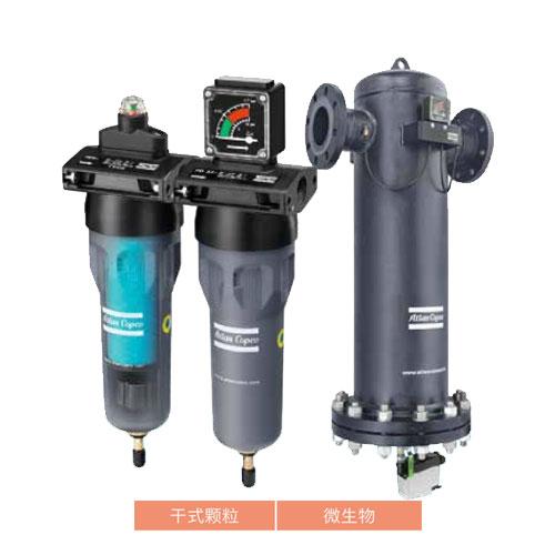 阿特拉斯压缩空气过滤器DDp(+)/PDp(+) 系列